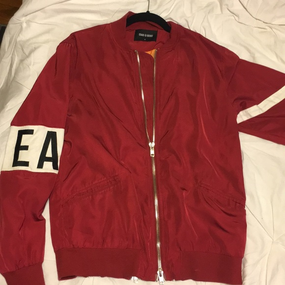 Jackets coats cease desist bomber jacket poshmark cease desist bomber jacket thecheapjerseys Image collections